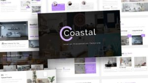 Free-Coastal-Interior-Powerpoint-Template