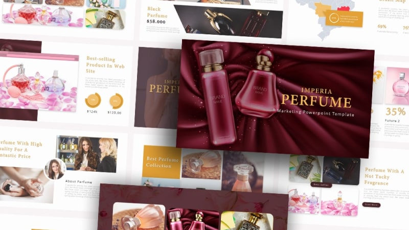 Free-Perfume-Parfum-Store-Powerpoint-Template
