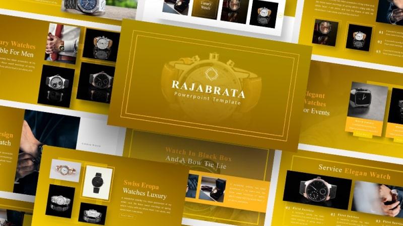 Free-Rajabrata-Luxury-Watch-Powerpoint-Template