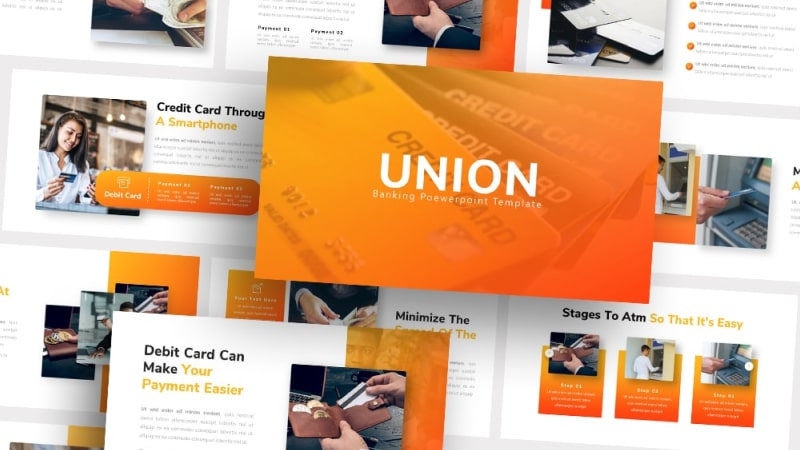 Free-Union-Banking-Powerpoint-Template