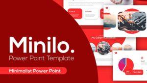 Minilo Creative PowerPoint Template