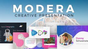 Modera Memphis PowerPoint Template
