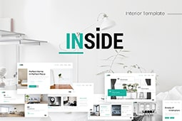Inside Architecture PowerPoint Template