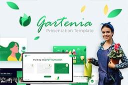 Gartenia – Gardening Presentation Template