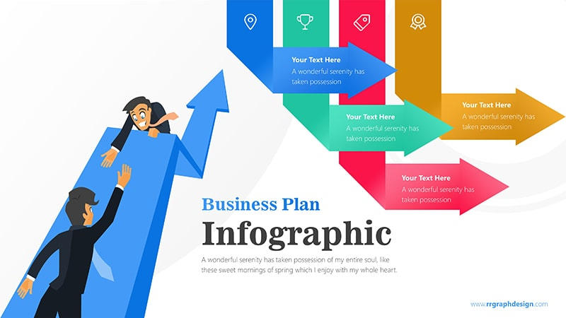 Teamwork Infographic PowerPoint Template