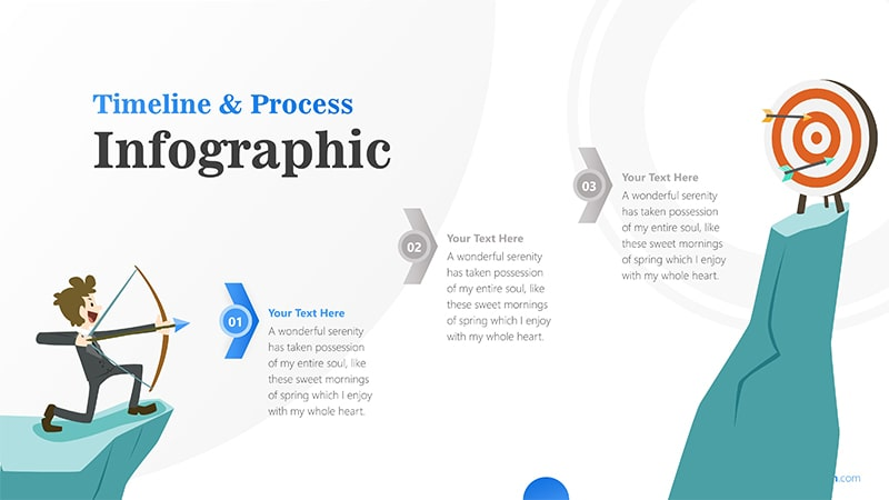 Archer Infographic PowerPoint Template
