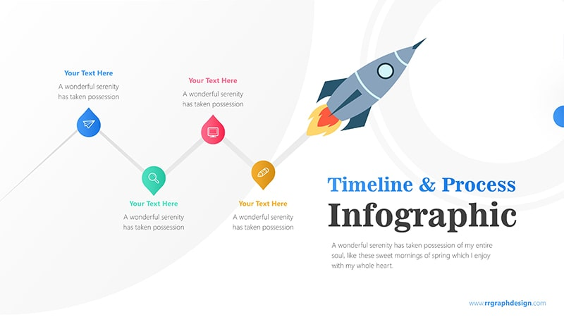 Rocket Diagram Template PowerPoint