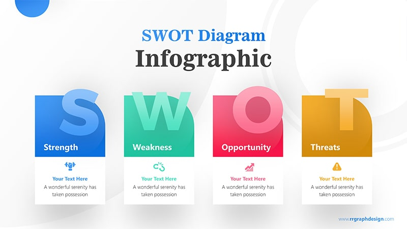 Colorful Infographic PowerPoint Template