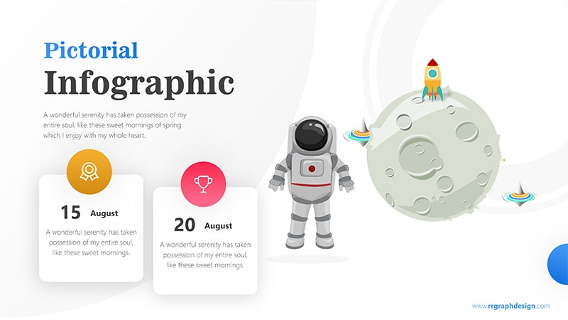 Rocketeer Infographic PowerPoint Template