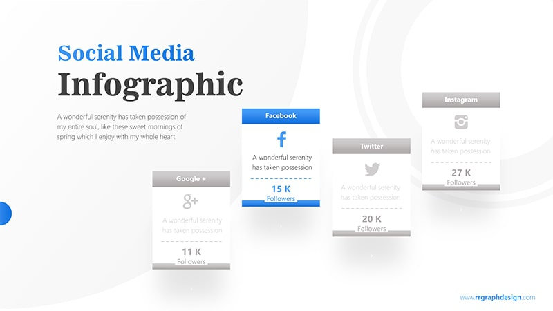 Basic Infographic PowerPoint Template