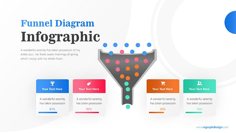 Conic Infographic PowerPoint Template