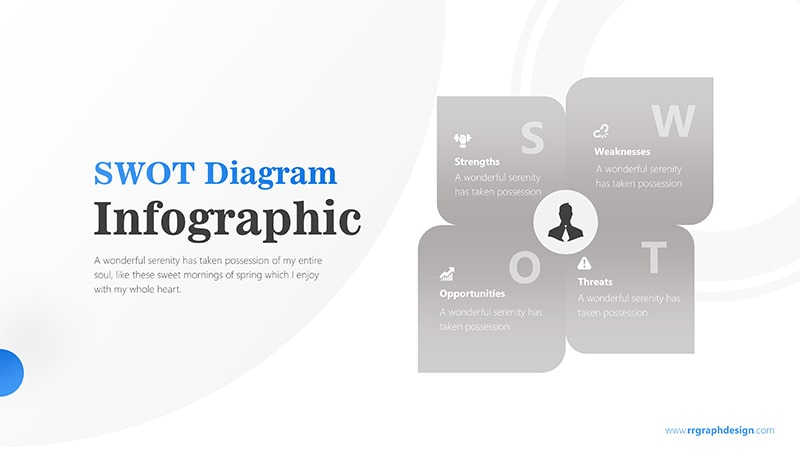 Flower Infographic PowerPoint Template