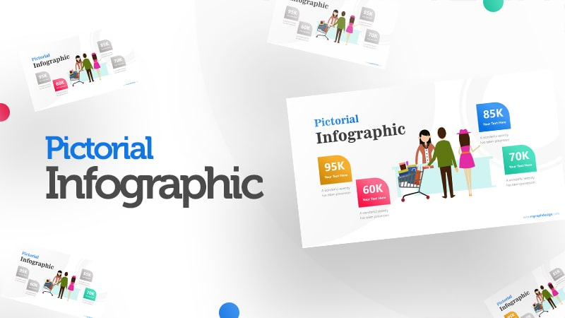 Shopping Infographic PowerPoint Template