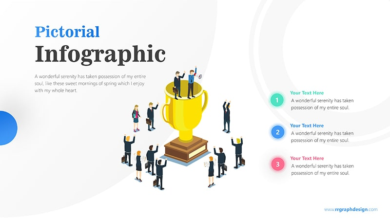 Prize Infographic PowerPoint Template