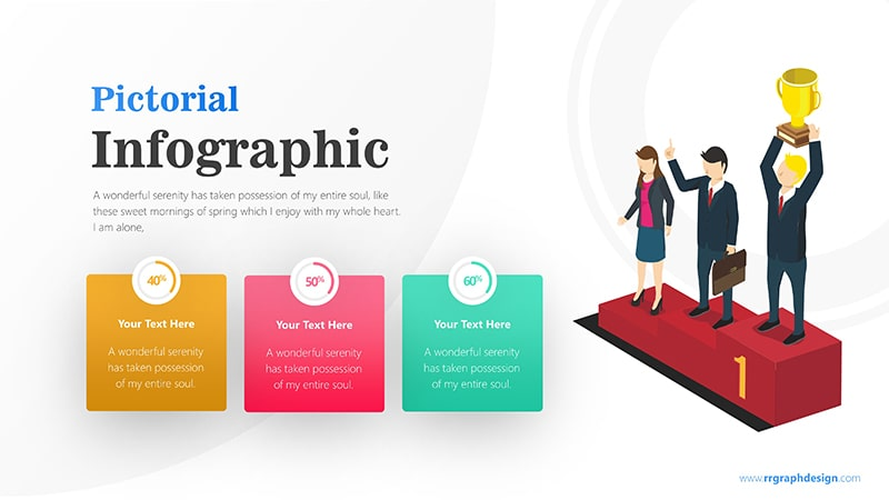 Winner Infographic PowerPoint Template