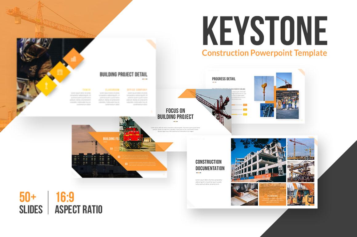 Keystone – Technician Presentation Template
