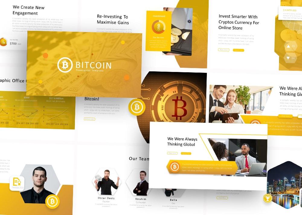 Free Cryptonary Finance PowerPoin