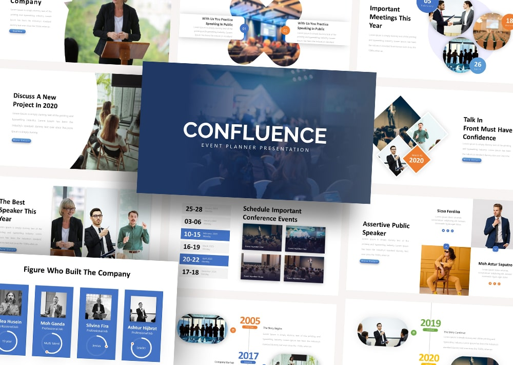 Free Confluence Conference PowerPoint