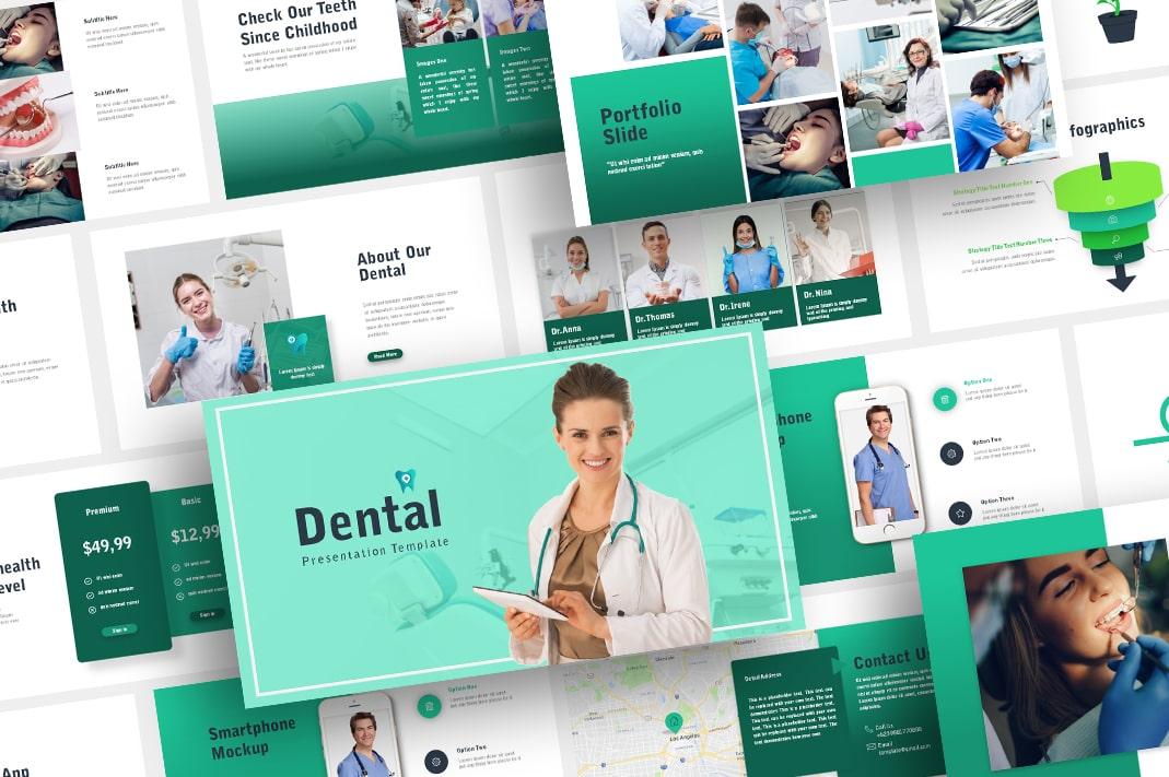 Free Dental Health PowerPoint
