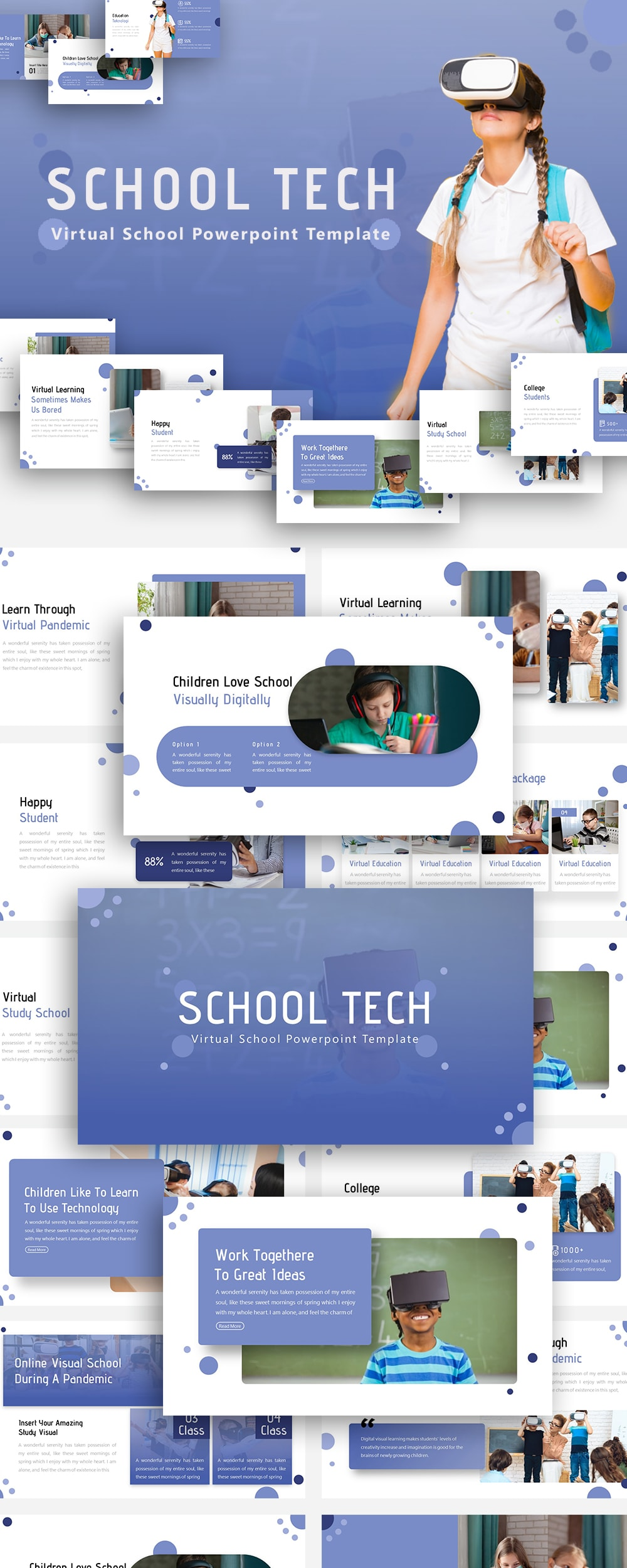 Free School Technology PowerPoint