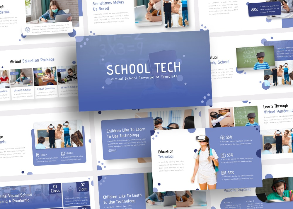 Free School Technology PowerPoint