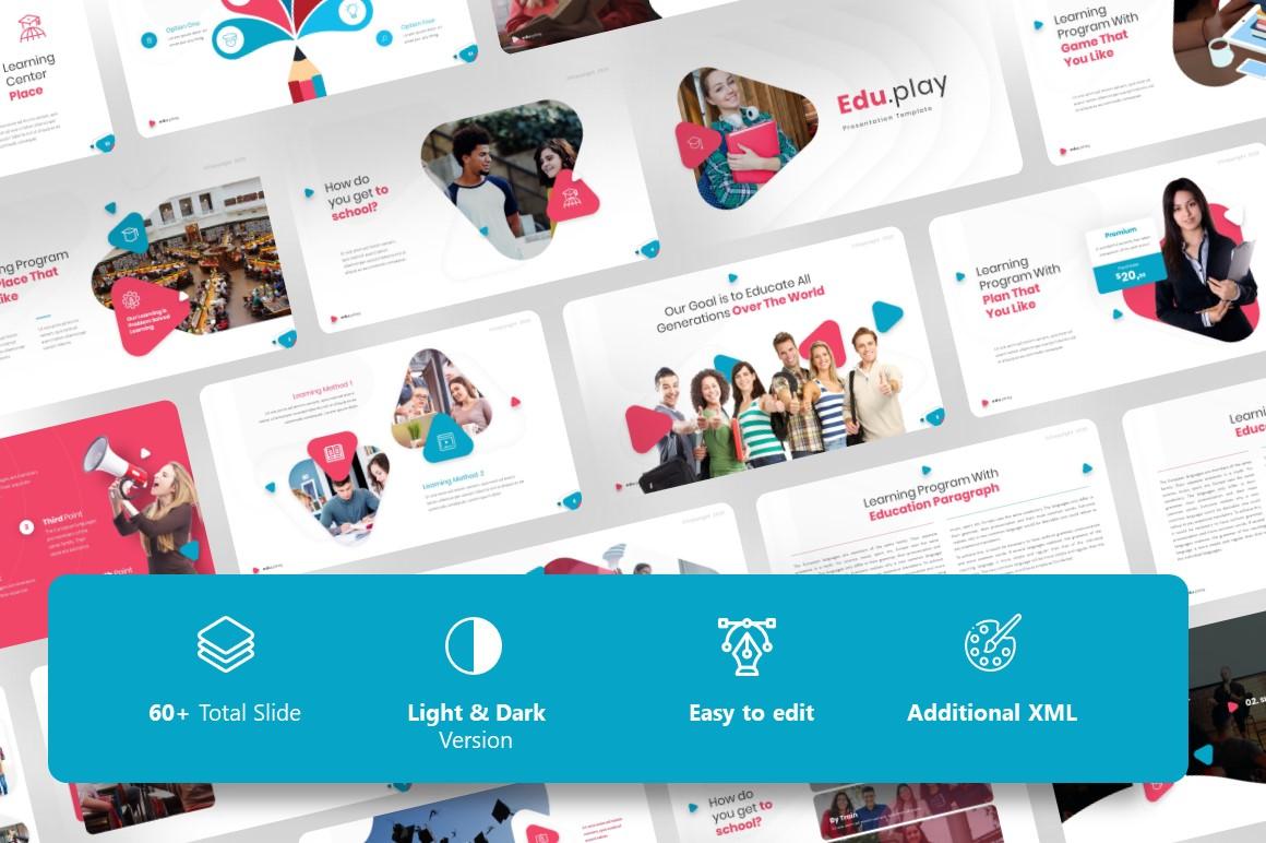 Eduplay Education PowerPoint