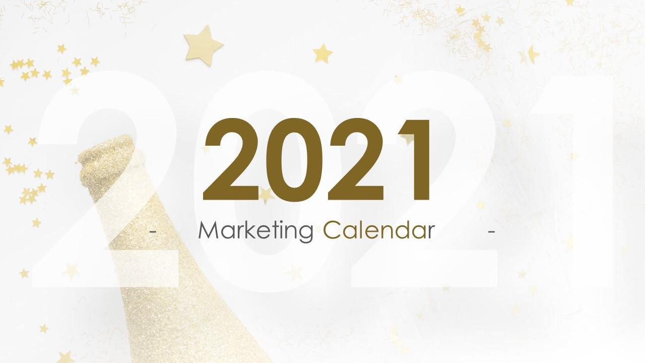 Free 2021 Calendar Powerpoint Template Download Keynote Powerpoint Templates