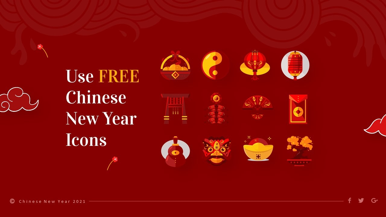 Free Qipao Chinese Festival PowerPoint Template