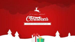 Christmas Creative Presentation