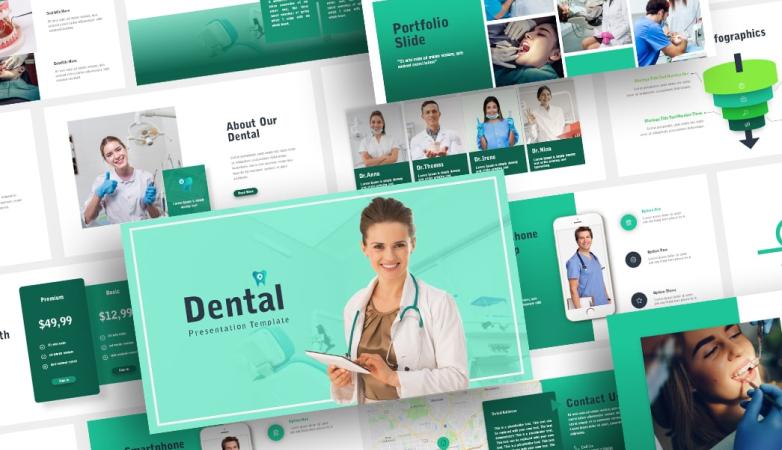 Free-Dental-Medical-Health-Presenta