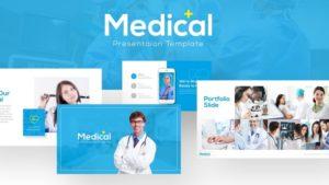 Free Medical Presentation Template 1-min