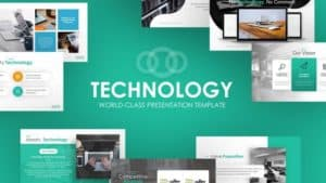 Technology WorldClass PowerPoint Template