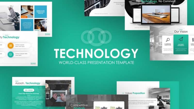Technology WorldClass PowerPoint Template