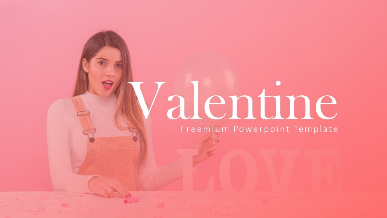 Valentine Day PowerPoint Template-min