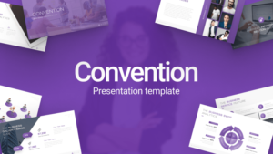 Convention Business PowerPoint Template