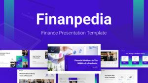 Finanpedia Finance PowerPoint Template