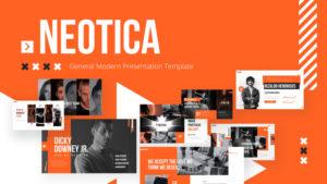 Neotica Multipurpose PowerPoint Template