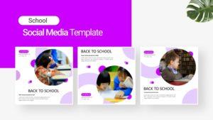 Education Social Media Template