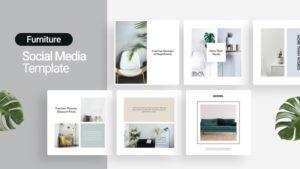 Minimalistic Room Social Media Template