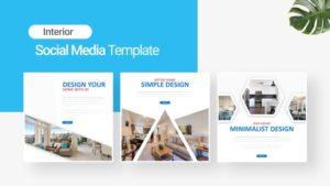 Minimalist House Social Media Template