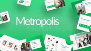 Metropolis Business Presentation Template