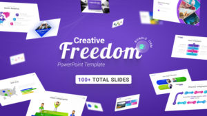 100+ Creative Freedom Bundle PowerPoint Template